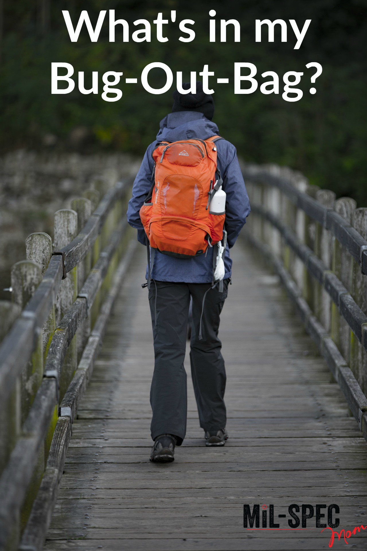 how to make your own bug out bag