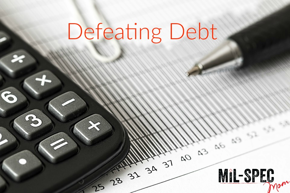 defeating debt