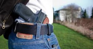 Concealed Carry gives you the tactical advantage